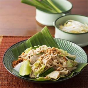玄米細麺パッタイ
